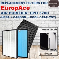 Europace EPU 370C Air Purifier Compatible Filter