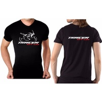 Yamaha Mt 09 Tracer Tshirt Mt09 Tracer Motorcycle Moto Men'S T-Shirt Christmas Gift