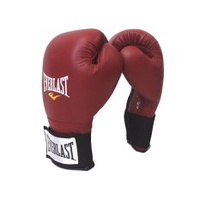 Everlast pro Boxing Gloves (Red)