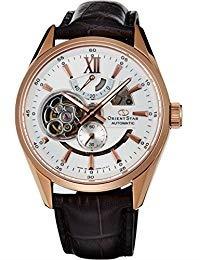 [Orient] ORIENT Watch ORIENTSTAR Orient Star Semi Skeleton Mechanical Automatic Winding (Handwrap...
