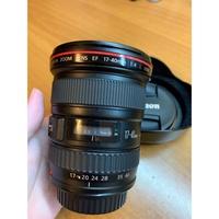 大降價Canon EF 17-40mm f4 L usm