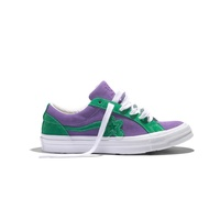 [全新]Converse One star Golf Le Fleur紫