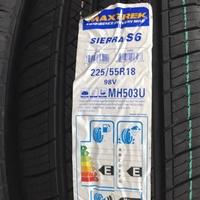 超便宜輪胎S6新笛斯 225/55/18 MAXIMUS/特價2800/完工/四輪定位/免費調胎/米其林/輪胎保固