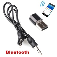 Excellent Wireless Original Mini USB Wireless Bluetooth USB Gift Car Adapter V3.0 3.5mm Bluetooth AU