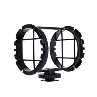 POPO BOYA BY-C03  Camera Shoe Microphone Shockmount Microphones Stand