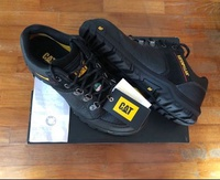 Caterpillar Safety Shoe (Black)