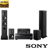 韻豪音響 SONY 家庭劇院組 (STR-DH770+SS-CS系列揚聲器)