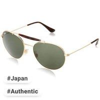 Rayban Ray-Ban genuine sunglasses RB3540 56 001 001 56