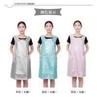 【優萊雅】 美容袍/寵物美容師工作服/美容服/圍裙(防水不粘毛)