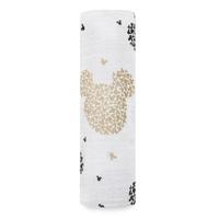 aden + anais迪士尼經典款包巾(單入)-米奇90週年紀念款