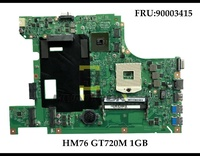 Original High quality 48.4TE05.011 for Lenovo B580 V580C B590 laptop motherboard FRU:90003415 GeForce 720M 1GB HM77 100% Fully tested (Version: Used)