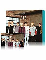 [MEDIHEAL] MEDIHEAL X BTS Facial Mask Sheet Special Set/Mask Sheet 10ea + BTS Photocard 14ea (04...