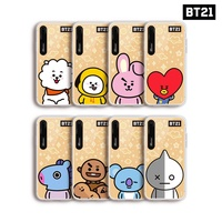 BTS BT21 Official Authentic Goods Mirror Light UP Case for iPhone X
