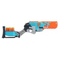 《Tomo屋》NERF 打擊者系列 巨鎚獵槍 亞洲灰板機(大獵槍 僵屍 子彈 遠擊 水彈 水彈槍 自由 殲滅)