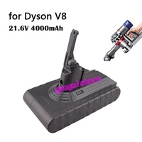 21.6V 4000mAh Replacement Li-ion Battery For Dyson V8 Vacuum Cleaner Series