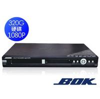 BOK DVR-320G HDMI / USB 320G硬碟式DVD錄放影機