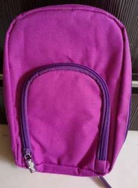 Smiggle mini backpack pencil case