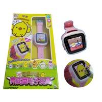 {台灣全新現貨}小雞手錶、小雞養成屋、小雞養成電子錶 生日禮物 手錶 兒童手錶 電子雞 養小雞 (非海外賣家)