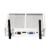 XCY X32 Desktop Mini PC Intel Core I5-4210Y 4GB+120GB 1.5GHz Intel HD Graphics 4200 300M WiFi for Windows 7/8/10 Linux