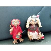 E.T扭蛋 長髮女裝款