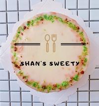 南法小鎮經典 檸檬老奶奶蛋糕 6吋