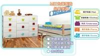 抽屜 兒童儲物櫃 SP840 930 MIT 三層櫃 四層 收納櫃 兒童整理櫃 收納櫃 置物箱 【塔克】