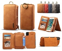 OPPO R11/R11 Plus、R9/R9 Plus、R9S/R9S Plus    Multifunction wallet Leather Case