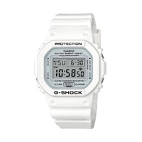 Casio G-Shock White Theme Special Color Model Watch DW-5600MW-7D