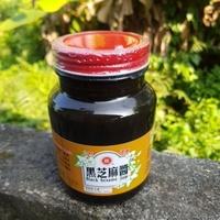【崁頂義興】黑芝麻醬 600公克(無糖)