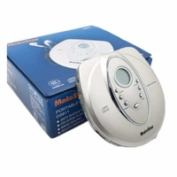 Matestar Portable CD Player CD-R/RW Earbuds Bass Boost System