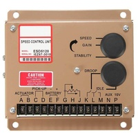 ESD5120 Electronic Engine Speed Governor Controller Generator Genset Regulator