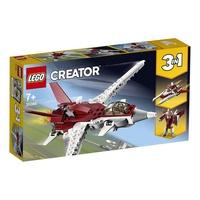 Lego(LEGO)創造者超級市場噴氣式飛機31086 MARCHEN STORE