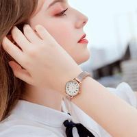 手錶時尚小清新小錶盤小巧迷你防水氣質淑女簡約女士休閒女錶