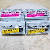 現貨現貨 🇯🇵幸福002🍄🇯🇵日本 相模元祖sagami 超薄保險套(一盒5入)001 002
