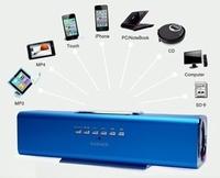KAIDAER Music Angel speaker UK6 USB portable speaker mini speaker stereo speaker docking for iPhone