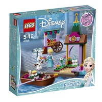 ||一直玩|| LEGO 41155 Elsa's Market Adventure (Disney Princess)