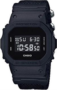 ▶$1 Shop Coupon◀  G-Shock Military Black Cordura Series DW5600BBN-1