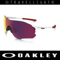 【Oakley】太陽眼鏡 運動基本款 EVZero™ Path® White Prizm Road 9313-04 Travellight旅形
