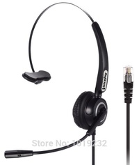 U Enjoyment Store Additional 1 PCS EAR PAD +RJ9 plug Headset for CISCO IP phone (796* 794* 797* 69** 78**) office headset professional RJ9 headset