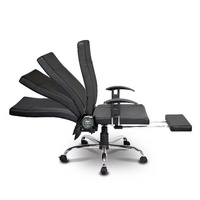 Multifunctional ergonomic office chair