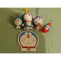 多啦A夢公仔轉蛋玩具迴力車文具便條紙 麥當勞Mc Donalds生肖豬吊飾 肯德基KFC Doraemon新大雄的大魔境
