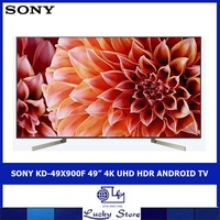"SONY KD-49X9000F 49"" 4K UHD HDR ANDROID TV"