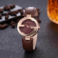 Original High Gucci_ Watch Luxury Brand Watch Waterproof Watch Quartz Watch Swiss Movement Watch Fashion Woman Watch