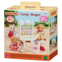 Sylvanian Families Candy Wagon #5266