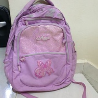 🚚 Smiggle School Backpack for Children, Girls