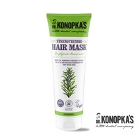 【Dr. Konopka's柯諾普卡】經典花植絲蘊強韌潤髮膜200ml