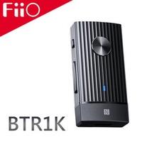 【FiiO BTR1K Hi-Fi DAC解碼隨身藍牙音樂接收器-藍牙5.0/支援aptX-LL.AAC.SBC/NFC/降噪麥克風/適用iPhoneXs/Max/XR】【風雅小舖】