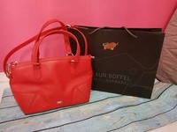 💯Authentic Braun Buffel Bag (🔴Red)