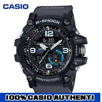 Casio G-Shock GG-1000-1A8 Mudmaster Digital Watch Solid Mud Resistant Wristwatch