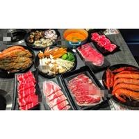 蜜蜜仙境晚餐劵(可用於平日晚餐/假日午餐和晚餐)